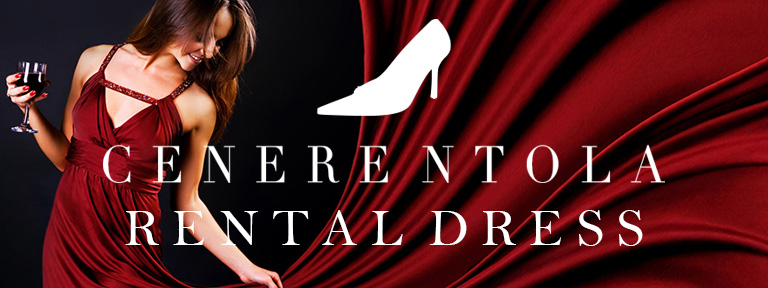 CENERE NTOLA RENTAL DRESS